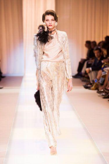 Armani Fall 2013 Couture