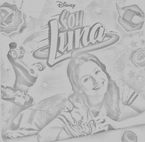Desenhos Para Colorir Soy Luna Com Imagens Desenhos Para