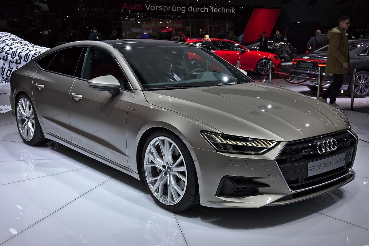 Bảng Gia Xe Audi Thang 3 2019 Audi Audi A7 Audi A3
