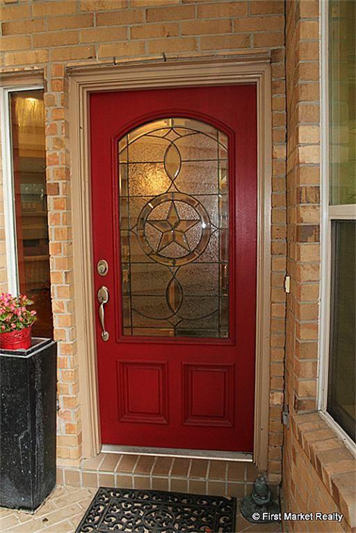 Love This Red Door Beautiful Front Doors Beautiful