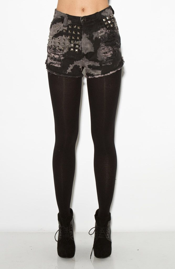 Down & Dirty Shorts by MINKPINK.