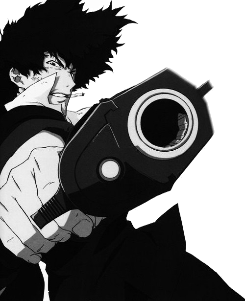 spike spiegel cowboy bebop one of the best animes ever anime pinterest cowboy bebop. Black Bedroom Furniture Sets. Home Design Ideas