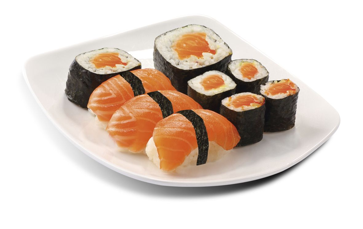 El salmón noruego goza de todas las garantías necesarias http://www.sgformen.com/raw-food/