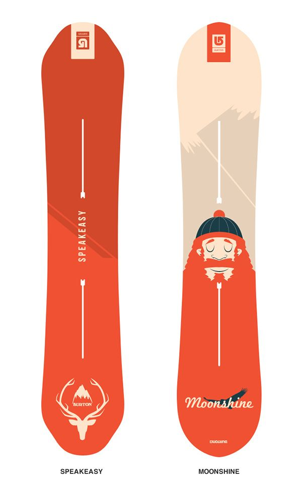 Image Result For Snowboard Template Illustrator