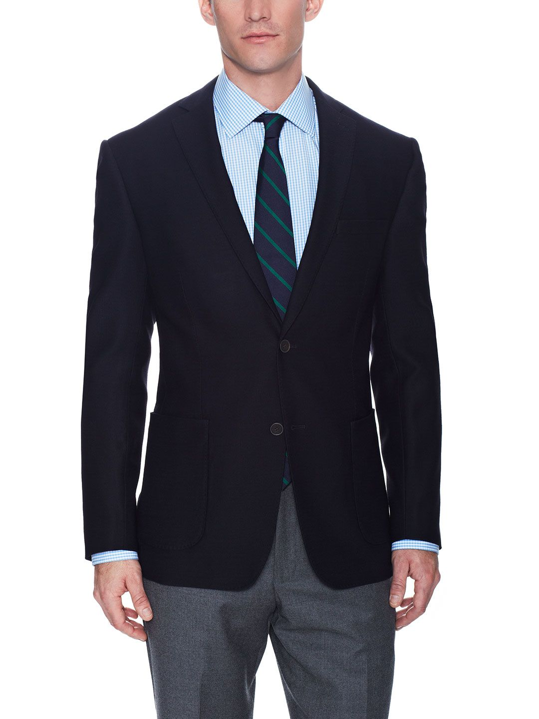 Knit Sportcoat Sportcoat, Mens outfits, Tailored blazer