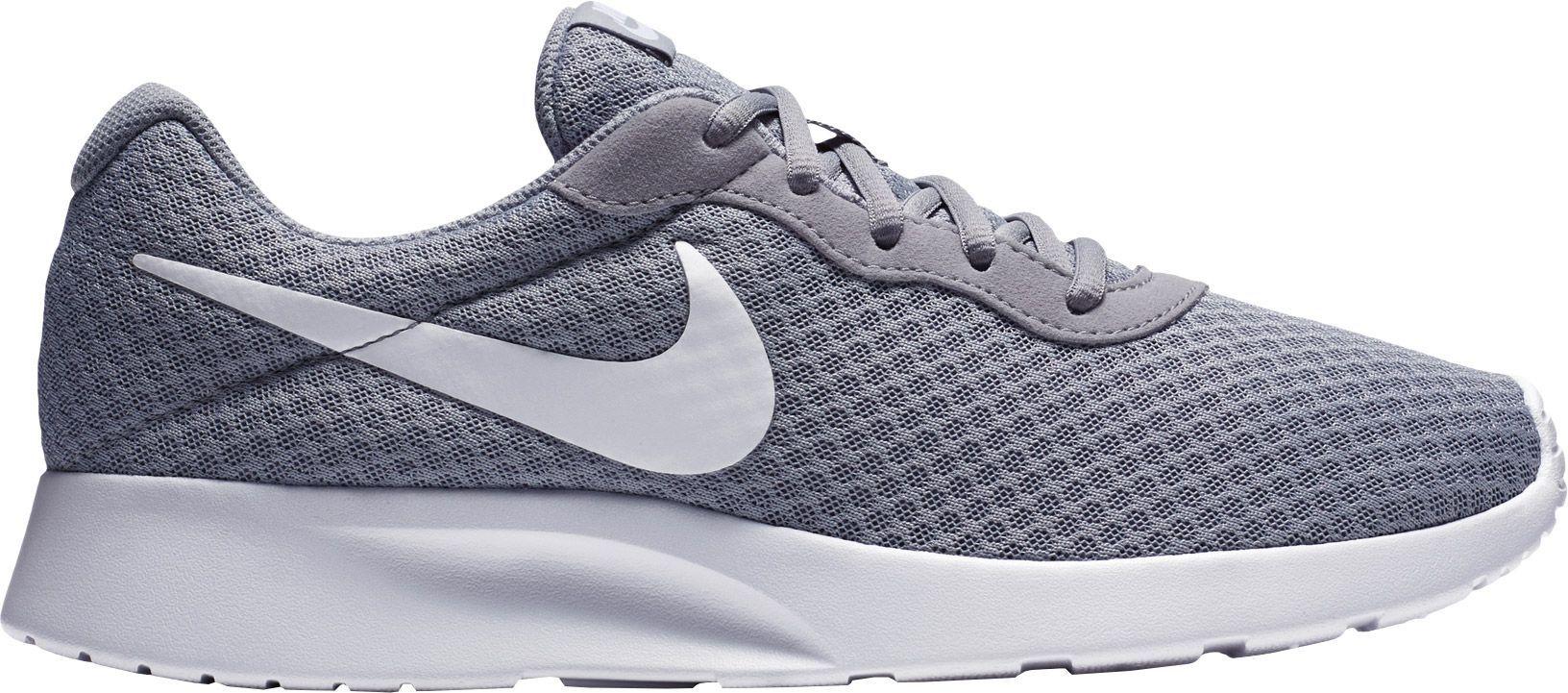 newest 898fa 8af93 Nike Men s Tanjun Shoes, Size  11.5, Gray