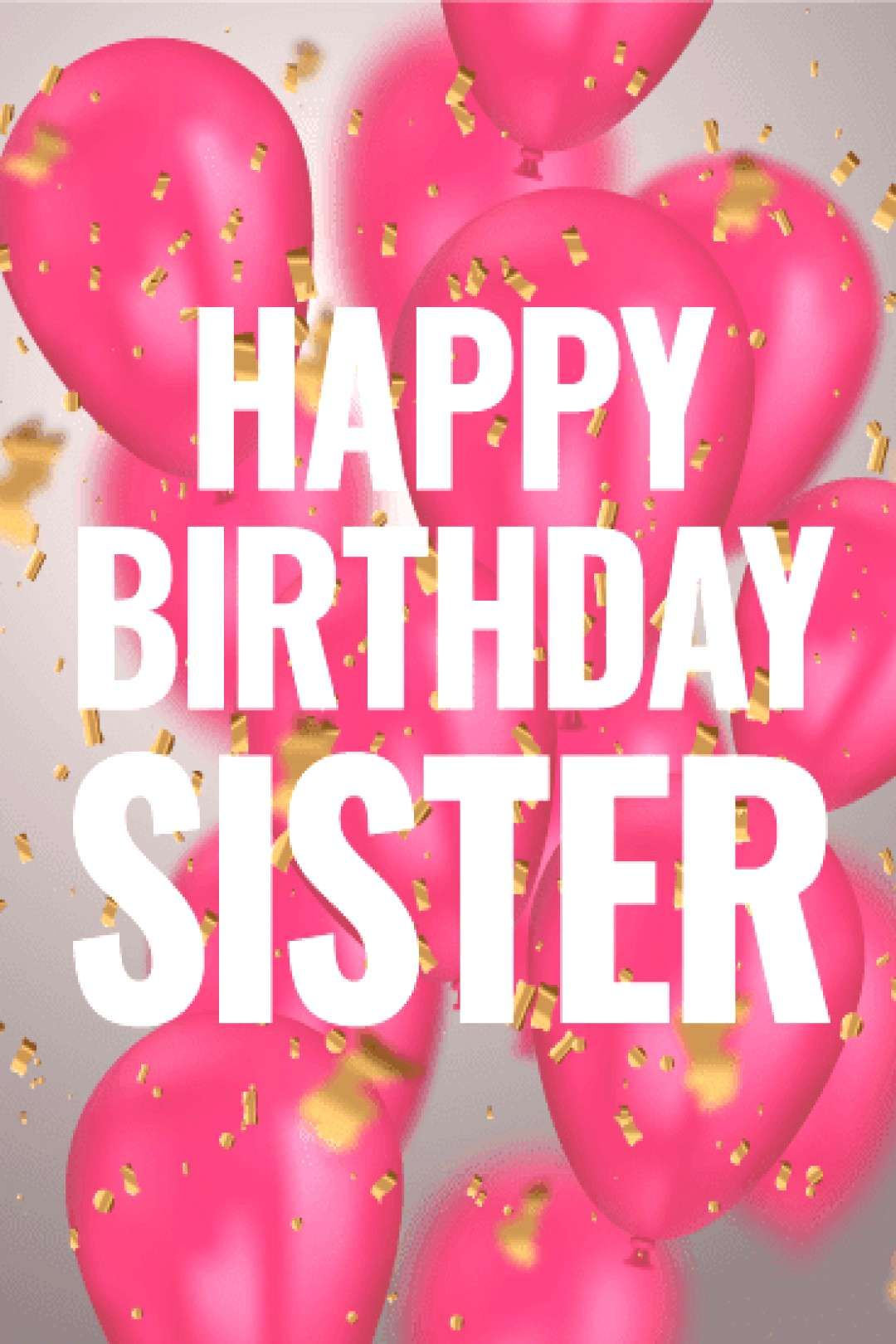 Pin on Sister birthday