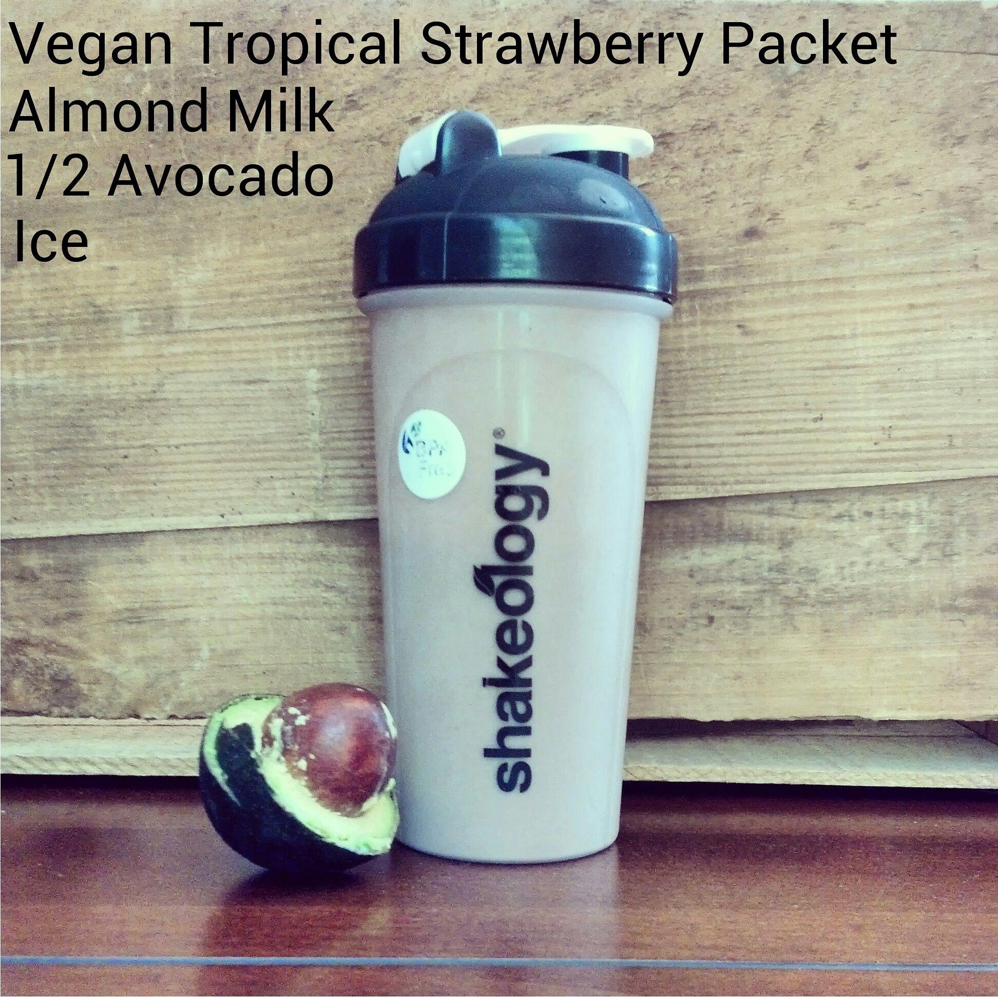Avocado Shakeology Smoothie
