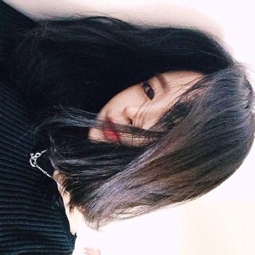 pin de aimee en ulzzang   pinterest   cabello, peinados coreanos y