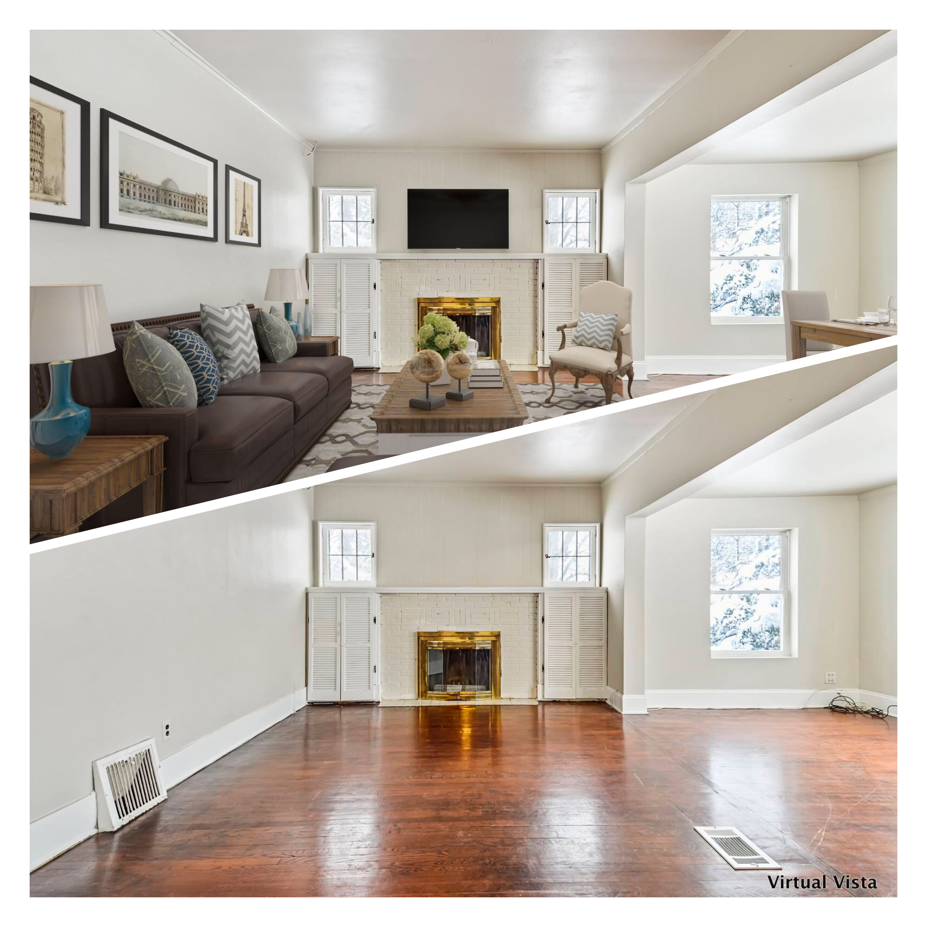 Virtual Home Staging Before And After (With Images)
