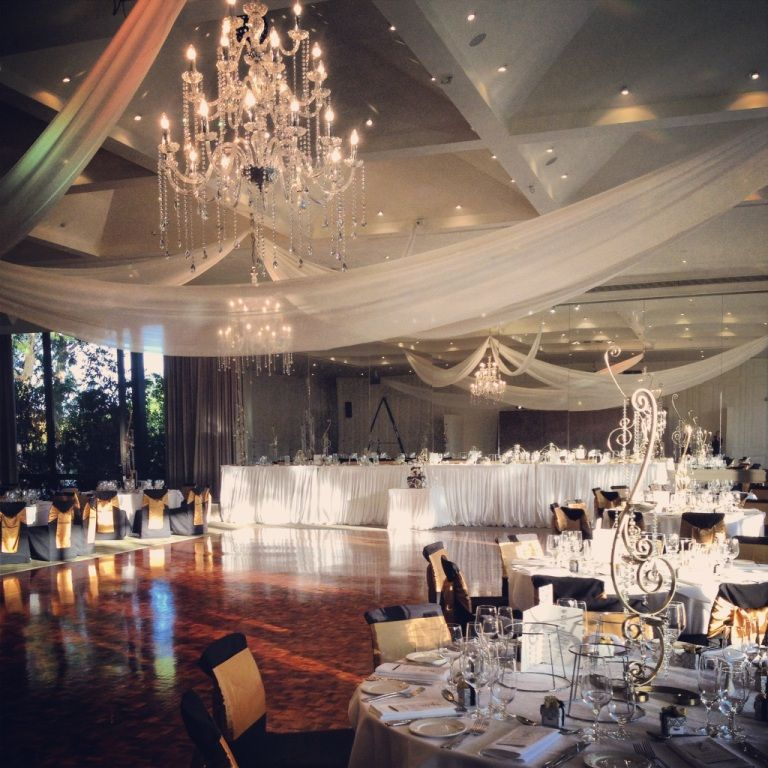 Wedding Ceremony And Reception Melbourne: The Ballroom Of Leonda By The Yarra