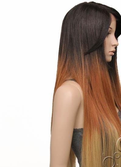 Waistlong Lace Front in 8 Farben erhältlich.