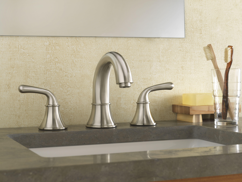 Danze Bannockburn two handle widespread faucet | Danze in the ...