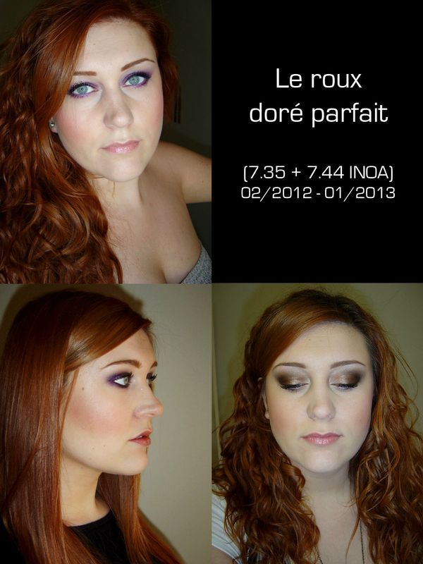 Me, My hair & I Le blog de Salvadordali [maquillage