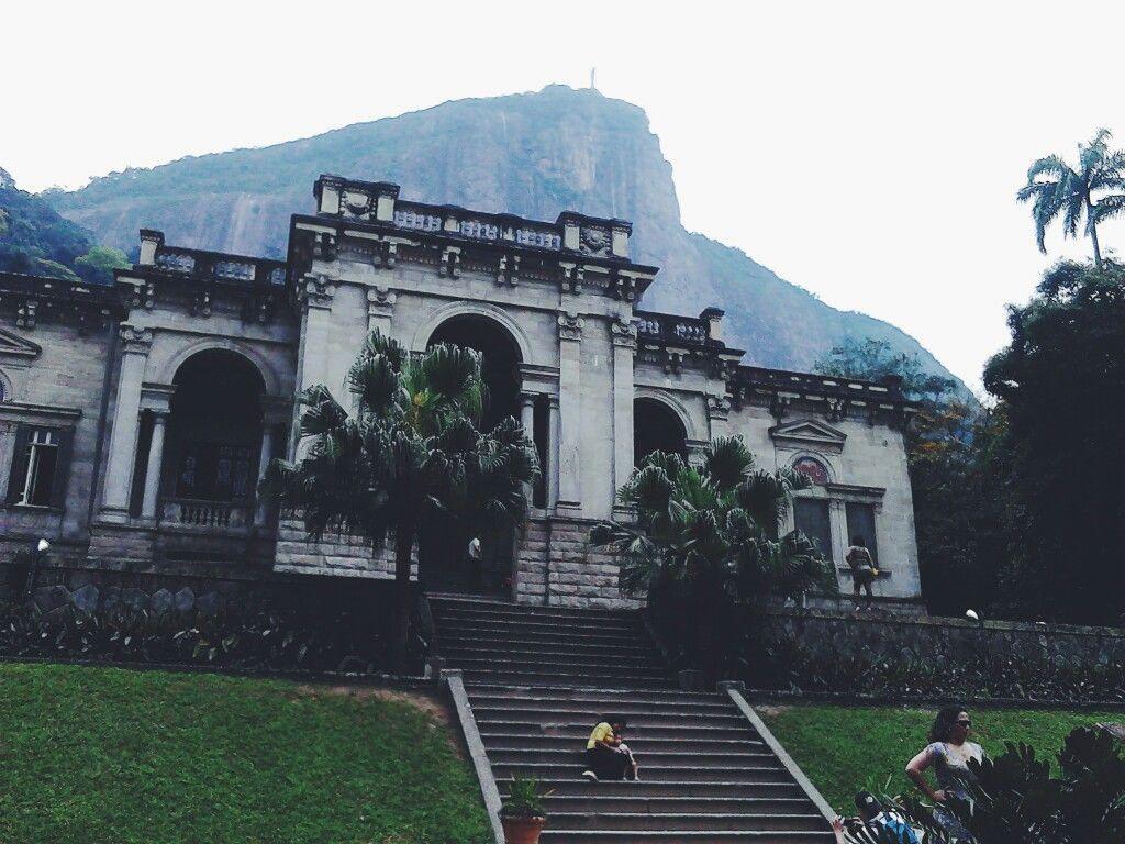 Parque lage, Rio de Janeiro - Brazil