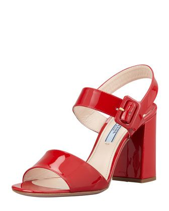 7ab5224a6043 Patent Open-Toe Buckle Sandal