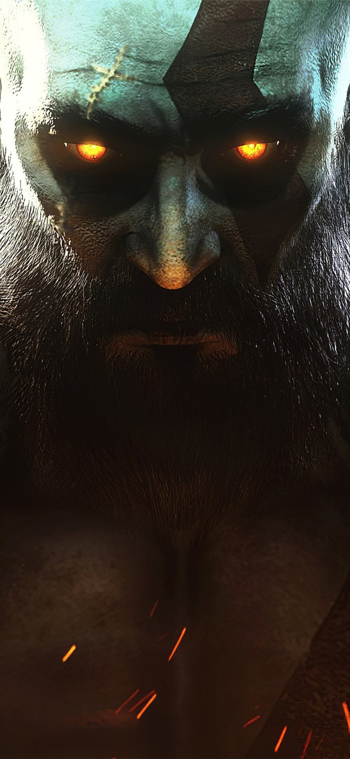 Free Download The Ghost Of Sparta God Of War Wallpaper Beaty Your Iphone Kratos God Of War 4 God Of War Games Kratos God Of War God Of War War Artwork
