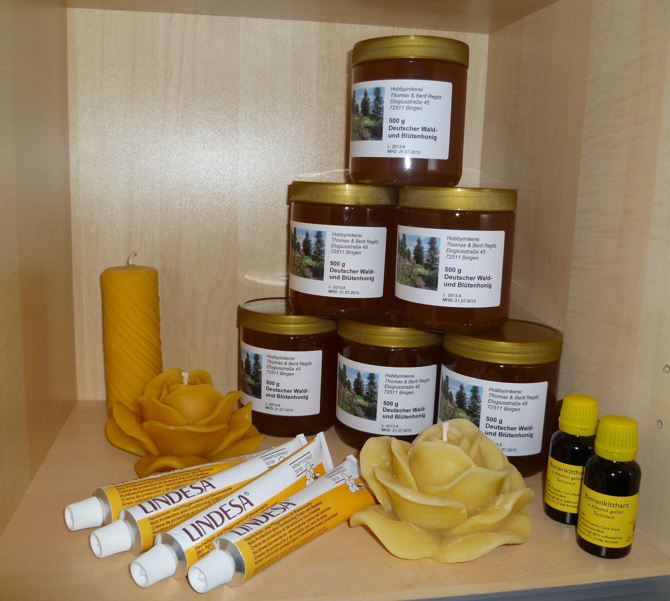 Zu finden in unserem Online-Shop: www.bienchens-laedele.de