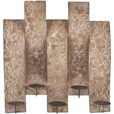 Wall Sconces At Jcpenney : Elouise Wall-Mounted Candelabra found at @JCPenney wall decor Pinterest Home and Candelabra