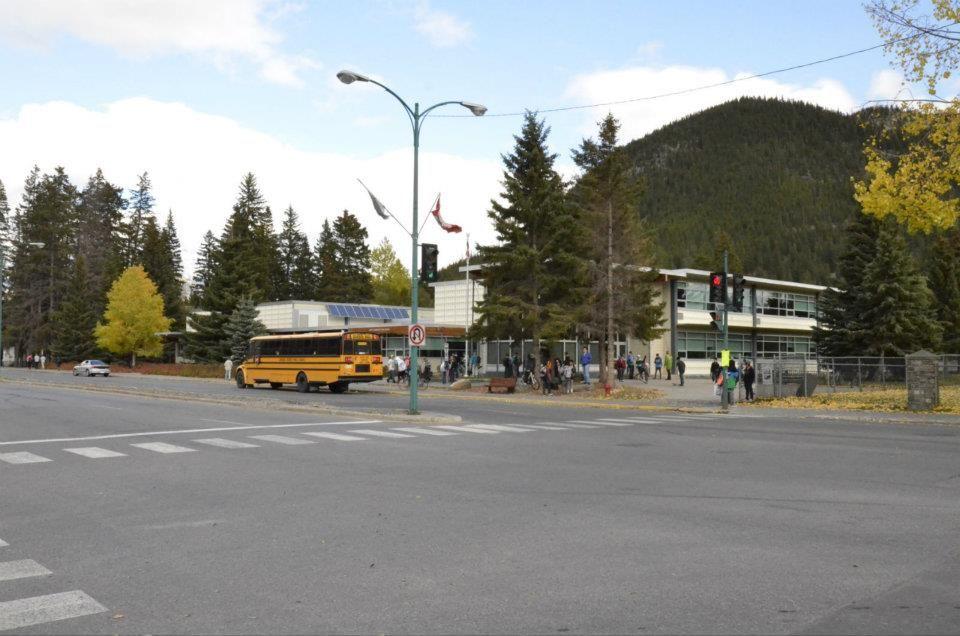 Banff High School