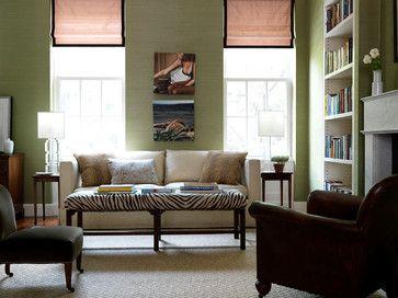 Bleecker Street Townhouse - transitional - living room - new york - Katie Lydon Interiors