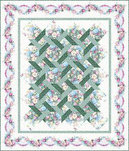 Garden Twist Quilt Pattern Kinda Cheating Cuz I M Almost