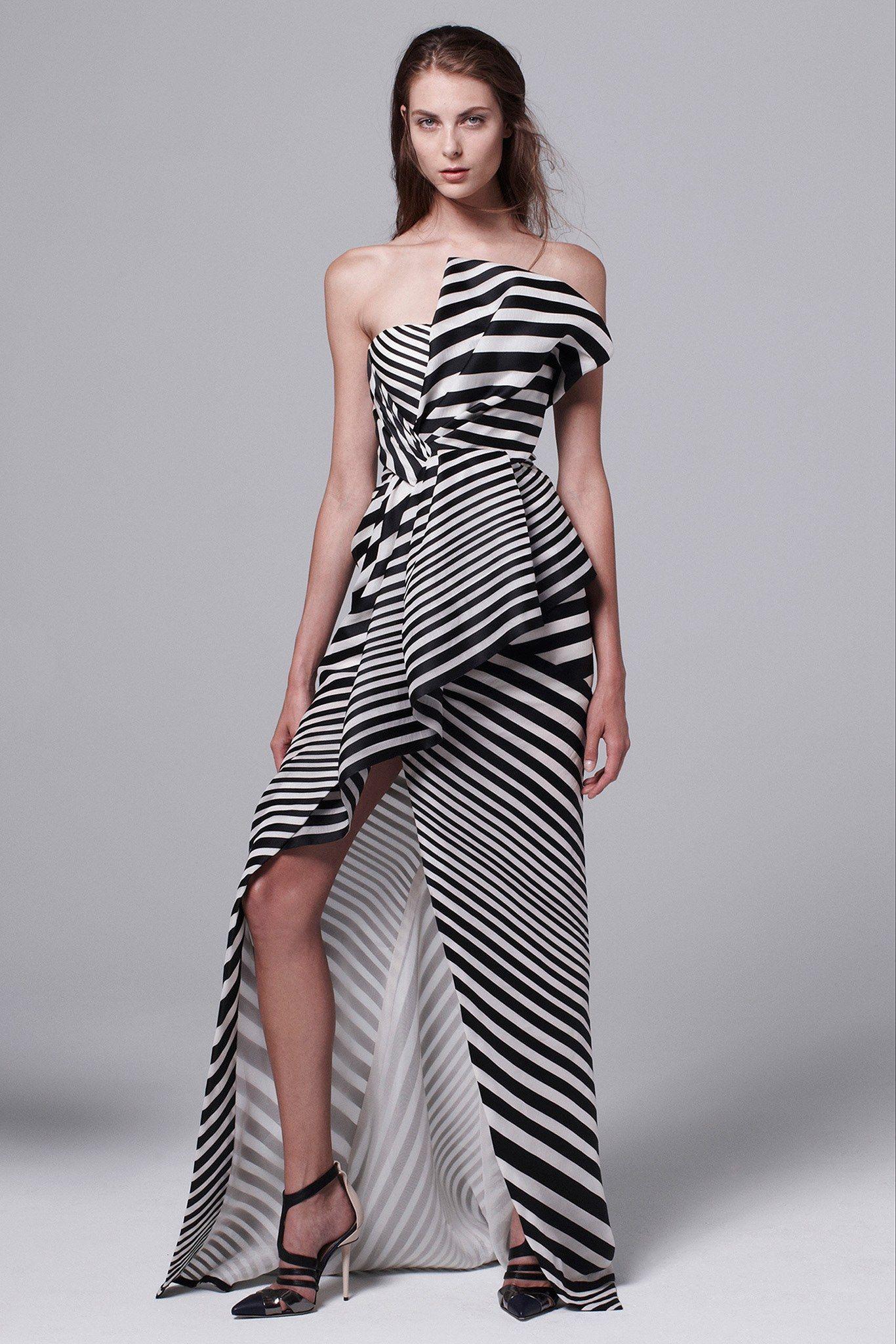 J. Mendel Resort 2014 Fashion Show