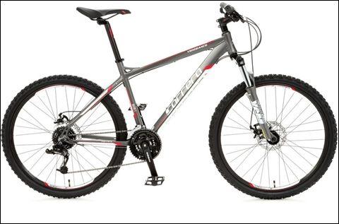 Guvnor Droog Carrera Vengeance Mountain Bike Review Mountain