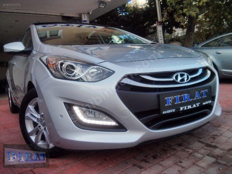 Hyundai I30 1 6 Crdi Elite 2014 Model 65 000 Tl Galeriden Satilik Ikinci El Gri Renk 185731078 Otomobil Galeri Renkler
