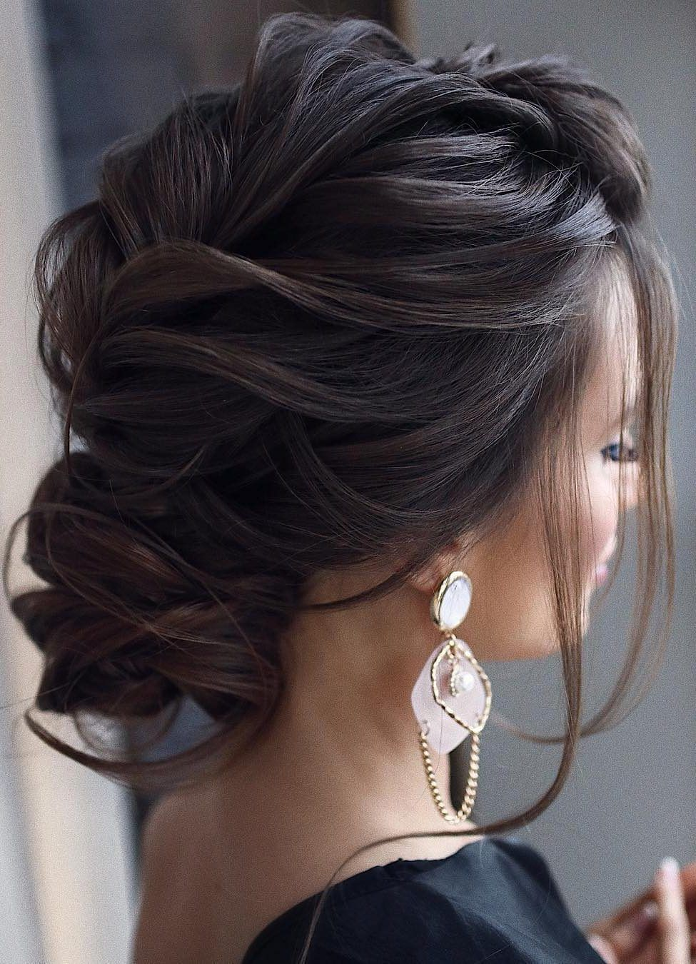 The Best And Most Loved Bridal Hairstyles 2019 - Page 14 of 34 #bridalhair