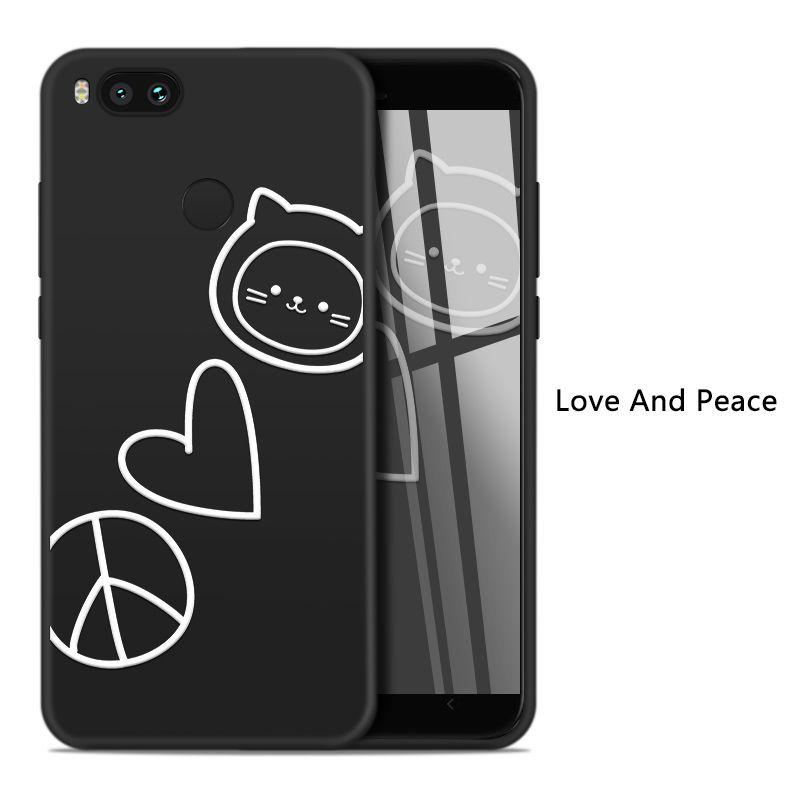 Casing Cartoon Untuk Pelbagai Handphone Xiaomi Ini Memang Cute