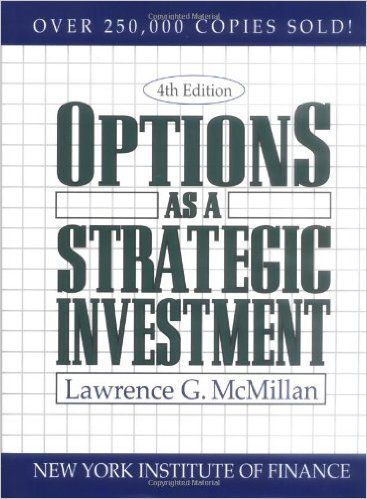 Options as a Strategic Investment: Lawrence G  McMillan