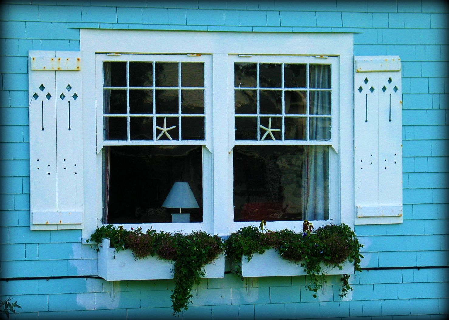 Shutter ideas images frompo for Beachy exterior shutters