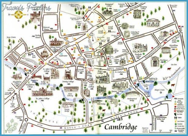 CAMBRIDGE MAP Travels Finders Pinterest Travel finder