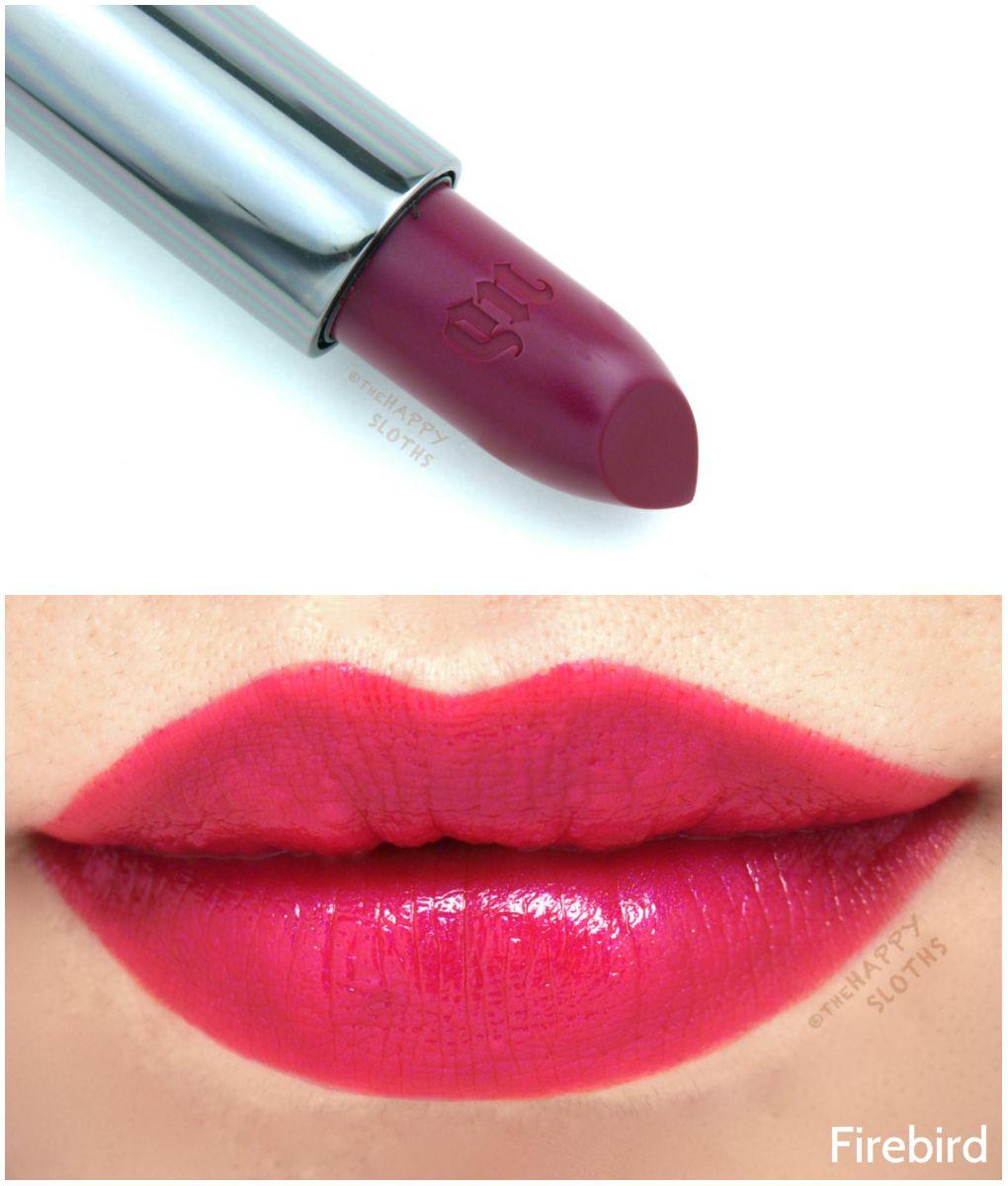 Complètement et à l'extrême Urban Decay Vice Lipstick: Review and Swatches | Makeup #BI_89