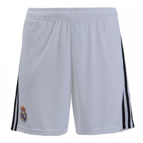 67df9f645 18 19  realmadrid  home White Soccer Jersey Short(Player Version ...