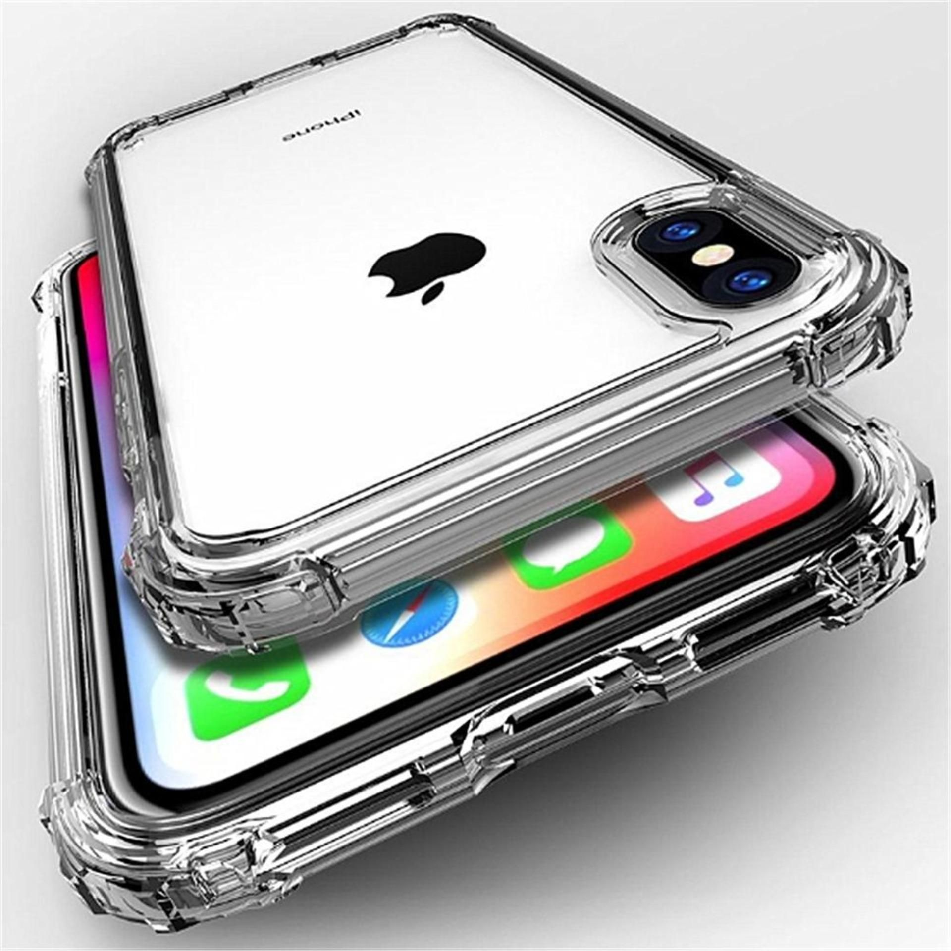 Case for iphone x xs xr xs max 8 7 6 6s plus clear