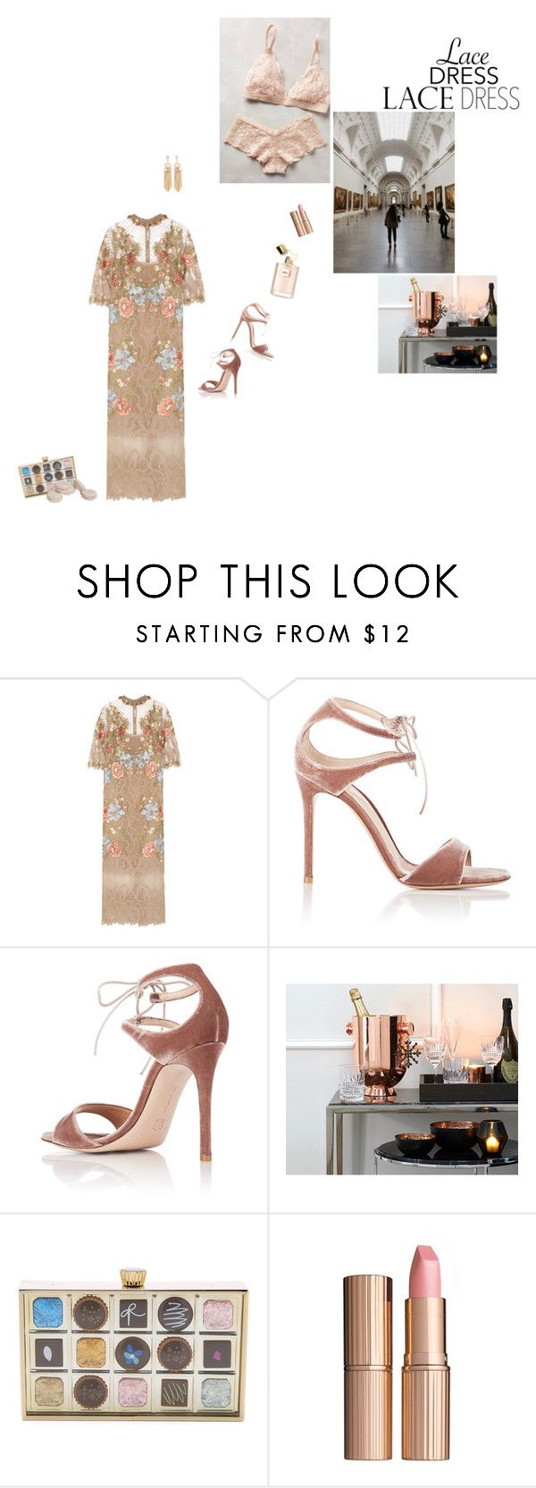 """""""Untitled #5"""" by ladylaurae ❤ liked on Polyvore featuring Biyan, Gianvito Rossi, Prada, Kate Spade and Charlotte Tilbury"""