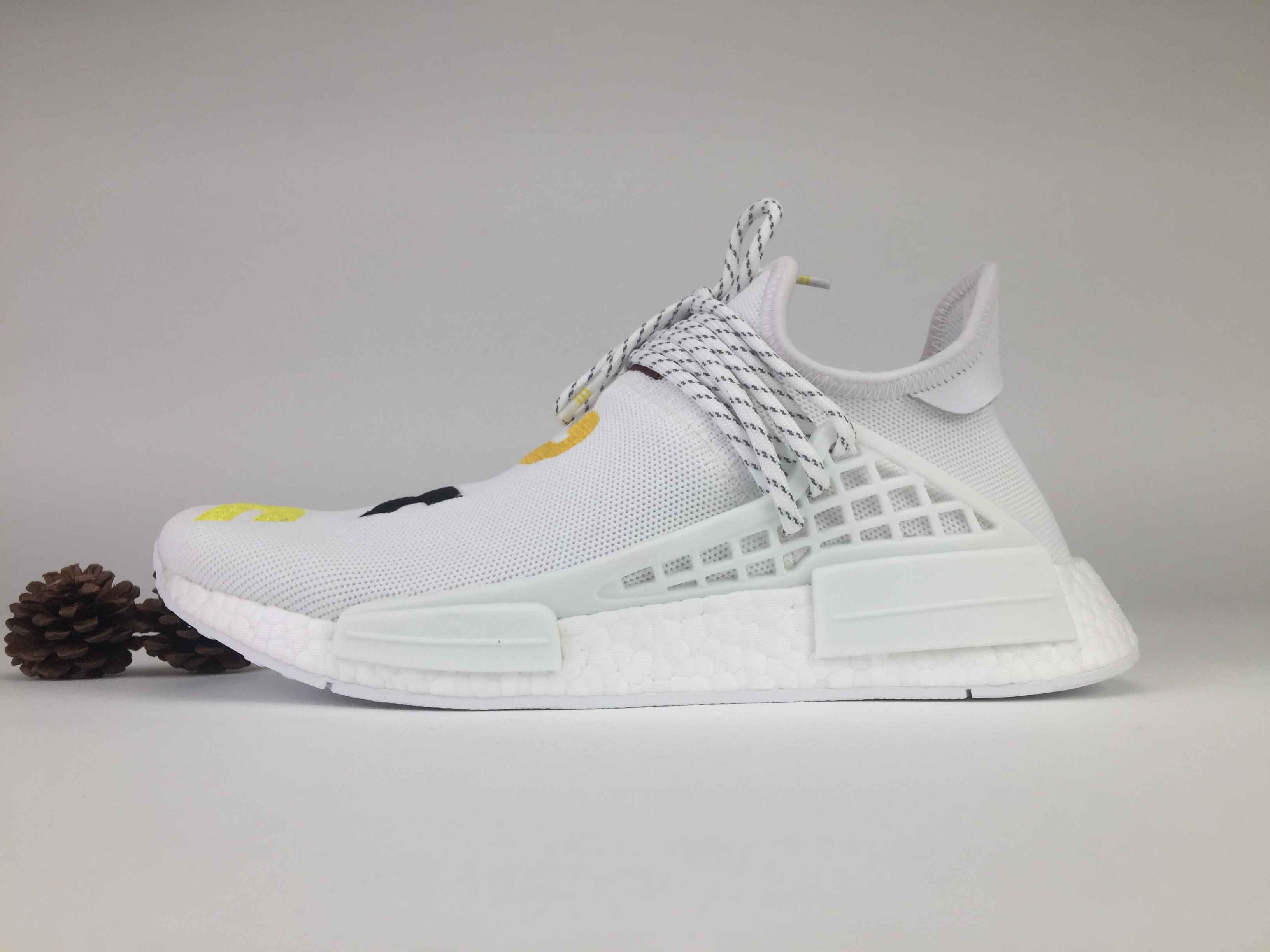 c6244b1ca9aee Adidas NMD Pharrell Williams Human Race Birthday Real Boost for Sale 01