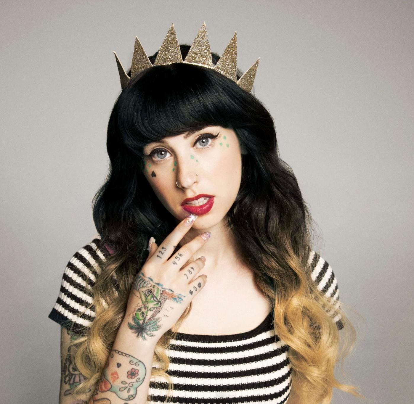 Kreayshawn | Music Hot Hits | Hip hop singers, Wonder woman, Music