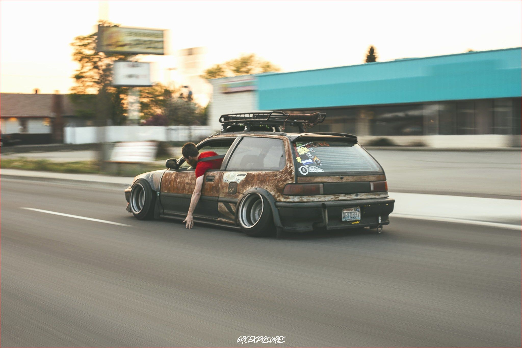 Rat Look Ef Civic Honda