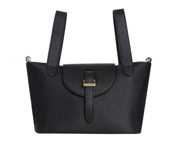 Buy the Thela Mini Bag Black - from meli melo