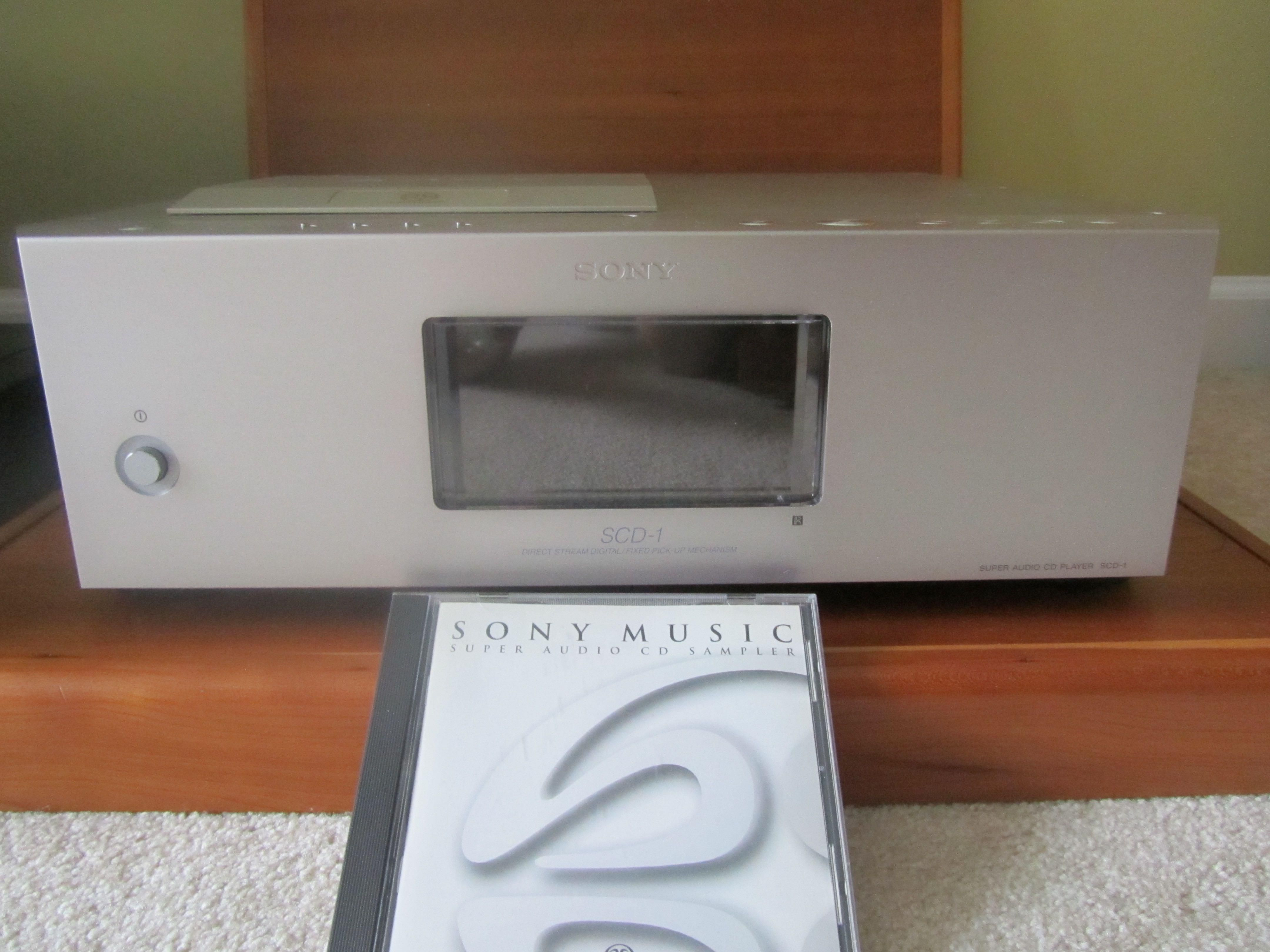 Scd-1 | Stereo beauty | Sony, Hifi stereo, High end audio