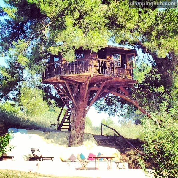 Tree House Greece | Peloponnisos Luxury Accommodations