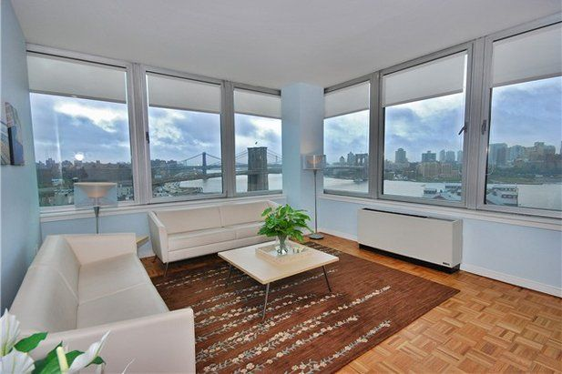 Amazing views can be yours if you live at 200 Water Street in the ...