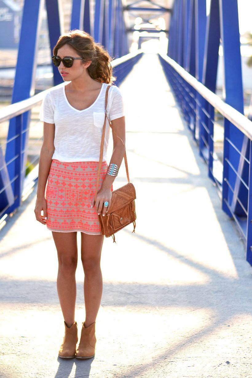 24 Chic Summer Outfit Ideas For Warm Weather