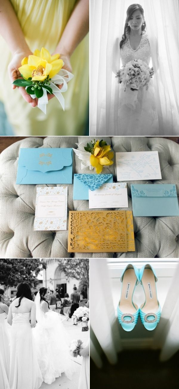 Love the colors and elegance!