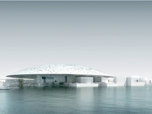 ABU DHABI, UNITED ARAB EMIRATES: Plenty of tourists will be booking a trip to see the United Arab Em... - Facebook / Louvre Abu Dhabi