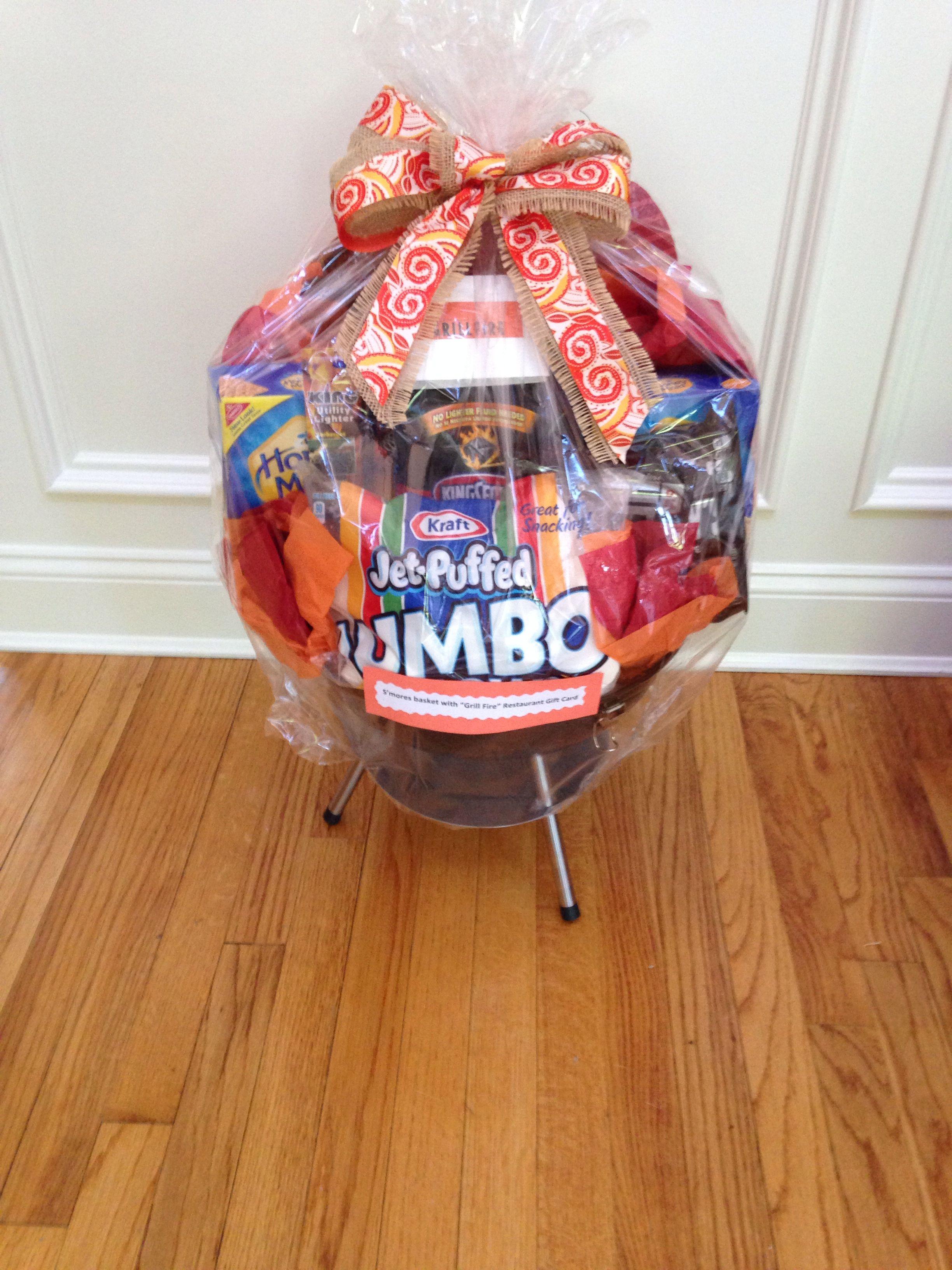 s u0026 39 mores gift basket