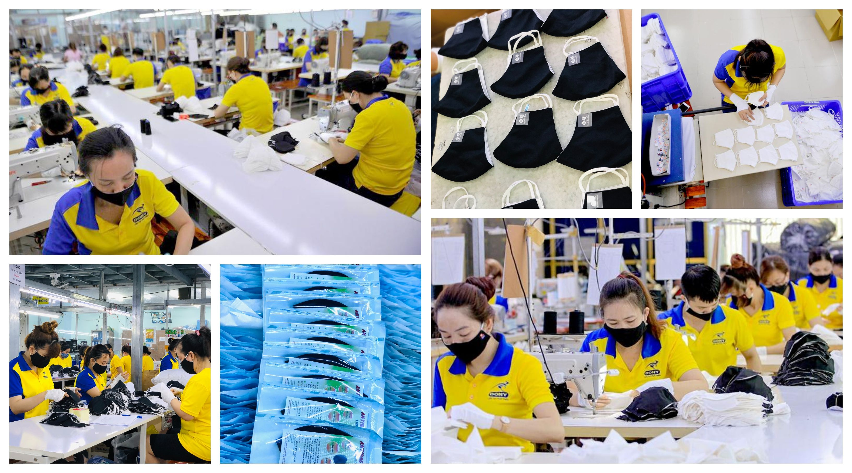 Dony Mask Wholesale face mask supplier exporter to GGC